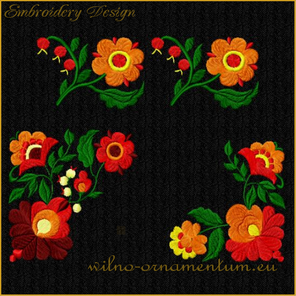 WOP160228 embroidery design